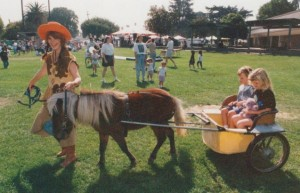 Pony Rides for Children