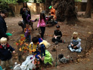 Sharons preschool halloween