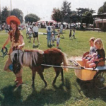 Themed Birthday Pony Parties in Palo Alto CA